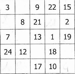 carre magique exercice de mathematiques de sixieme 534733 With les couleurs grises 5 carres magiques
