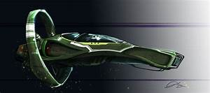 Muscle Space Car Concept by Sterfry7 on DeviantArt