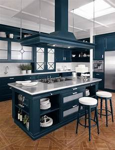 Sofa Amerikanischer Stil : cozinha lacada de madeira maci a estilo americano park ~ Michelbontemps.com Haus und Dekorationen