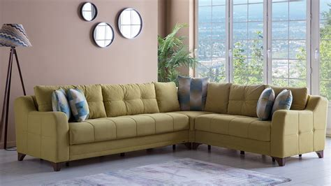 Aden Corner Set   Bellona Furniture