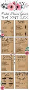10 bridal shower games bundle games bundle bridal for Wedding shower games ideas