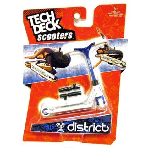 Tech Deck Scooter by Decks Tech Deck Scooter