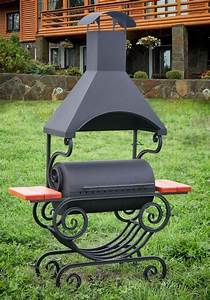 fabriquer un barbecue original en 23 idees creatives il With barbecue fait maison en fer