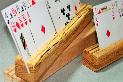 playing cards holder diy wood working furniture