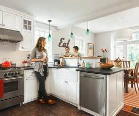 small open kitchen floor plans kitchen after open setup a cozy kitchen with more light more function this house