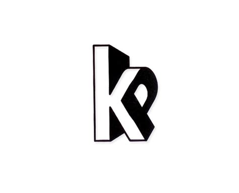 kp logolog wit  lateral thinking  logo design