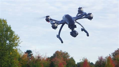 yuneec typhoon  drone unboxing setup  flight testing youtube