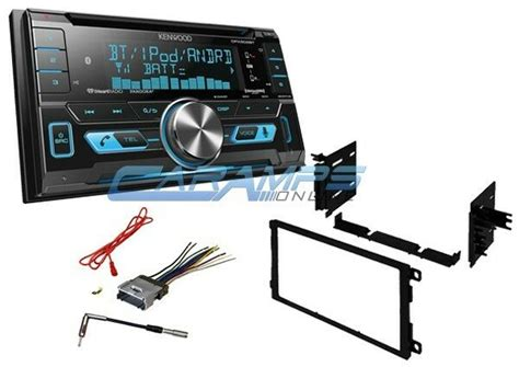 Install Usb In Car Stereo by New Kenwood Car Stereo W Install Kit Bluetooth Usb