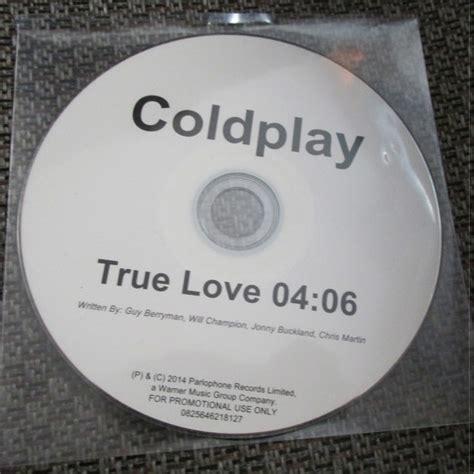 Coldplay True Love Cdr Single Promo Discogs