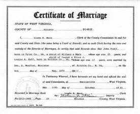 free online wedding registry duplicate marriage certificate procedure of applying online