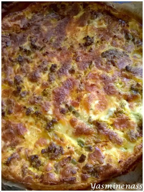tarte aux pommes de terres frites et viande hach 233 e blogs