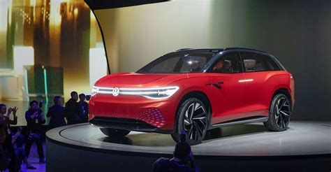 Ev Makers Seize Attention At 2019 Shanghai Auto Show
