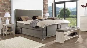Elektrisch Verstellbares Bett : boxspringbett mondo ~ Whattoseeinmadrid.com Haus und Dekorationen