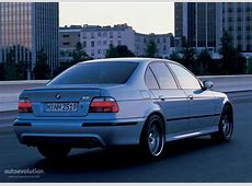 BMW M5 E39 specs & photos 1998, 1999, 2000, 2001, 2002
