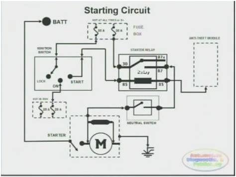 Hyster Forklift Starter Wiring Diagram Pretty