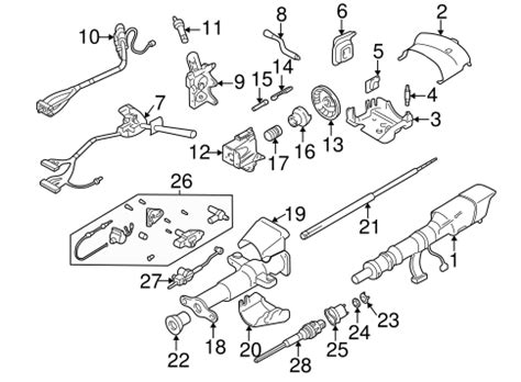 electric power steering 2003 gmc sonoma engine control switches for 2003 gmc sonoma cheapest gm parts