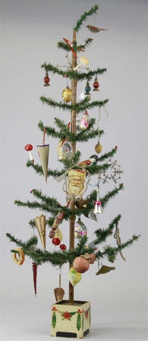 german feather tree christmas pinterest
