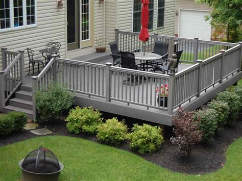 flooring how much does it cost to build a deck deck trim