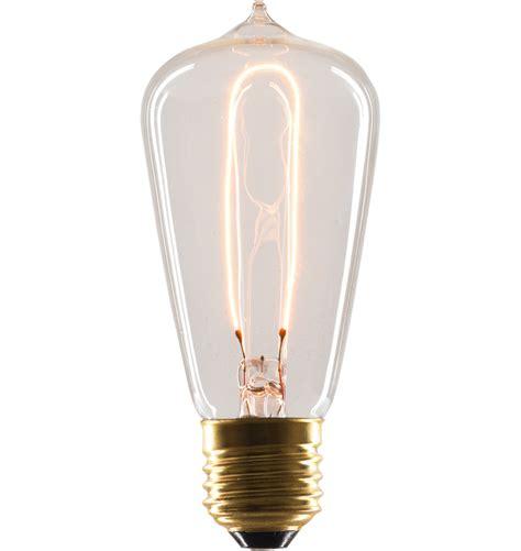 40w sided carbon filament 1890 bulb rejuvenation