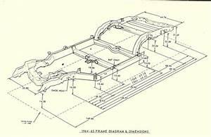 U0026 39 64 Frame Dimensions - Corvetteforum