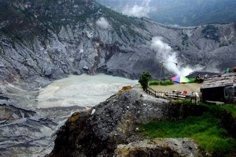 mount tangkuban perahu west java vacation packages