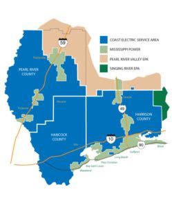 home coast electric power association