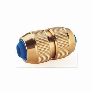 Raccord Tuyau Arrosage Laiton : r parateur en laiton pour tuyau d 39 arrosage 19 mm raccord ~ Melissatoandfro.com Idées de Décoration