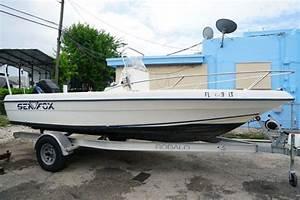 2002 Sea Fox 19 For Sale In North Miami  Fl 33168