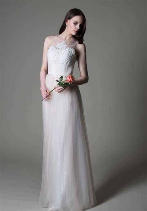 flattering wedding dresses  suit older brides