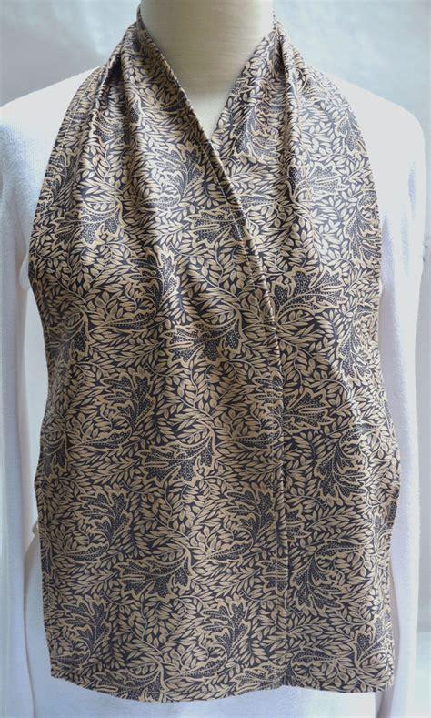 cravaat dining scarf adult bib stylish protection