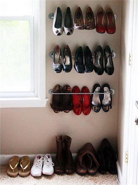 creative shoes storage ideas hative
