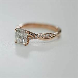 Inspirational rose gold engagment ring for Great wedding rings
