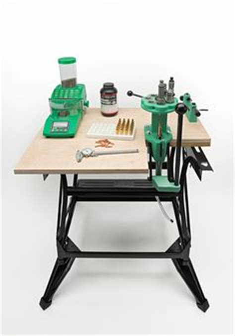 Reloading Bench Plans Portable  Woodworking Projects & Plans