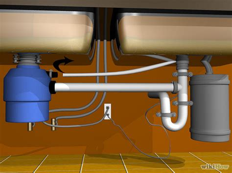 18 Replacing A Garbage Disposal In A Double Sink How To