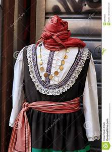 Greek national costume stock photo. Image of greece ...