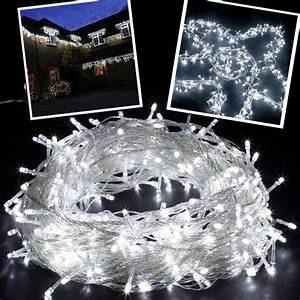 Lichterkette Innen Deko : 10m 20m 30m 100m led weihnachten beleuchtung led lichterkette innen au en deko ebay ~ Eleganceandgraceweddings.com Haus und Dekorationen