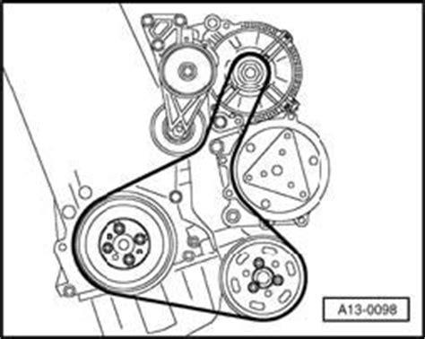 Vw Passat Alternator Diagram by Solved Need A Serpentine Belt Diagram For A Vw Jetta Fixya