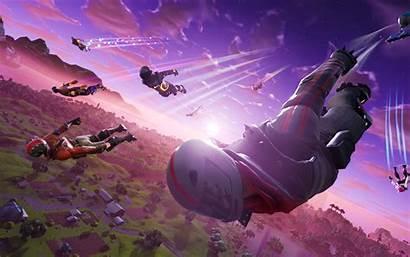 Fortnite Battle Royale 4k Wallpapers Backgrounds Games