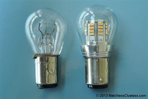 12v lucas 525 led stop and light matchless clueless