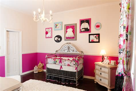 Vibrant French Provincial Nursery  Project Nursery