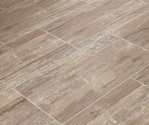 Percer Dans Du Carrelage : gr s c rame aspect bois pour murs et sols int rieurs pour ~ Dailycaller-alerts.com Idées de Décoration