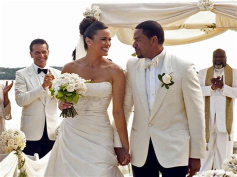 'jumping The Broom' Review Devine, Bassett Sweep Up The