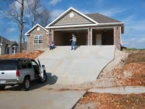 home design fails wow that 39 s a steep driveway design bug driveways design styles and cases