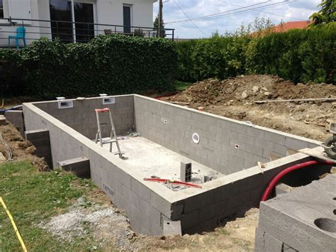 Construction Piscine En Beton Newsindoco