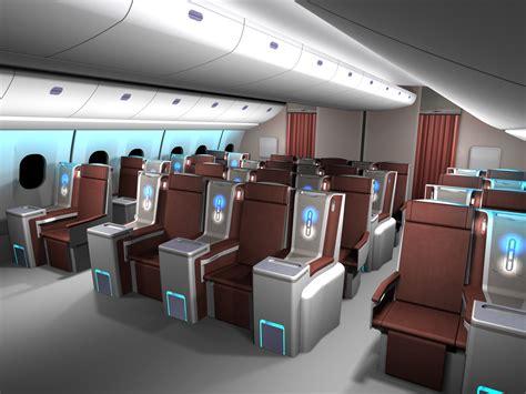 Interior Aircraft Design simple architecture design aircraft cabin interior design