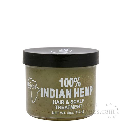 kuza indian hemp hair scalp treatment oz wigtypescom