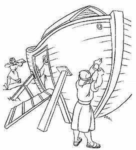 Noahs Ark Coloring Pages Crafts Coloring Pages