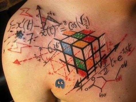 awesome tattoo designs  nerds  geeks undercover
