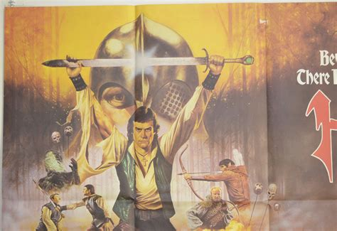 hawk  slayer original cinema  poster