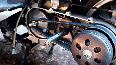 Chains, Belts Or Driveshafts
